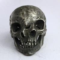 Malformation Skull リング 燻し[kinsfolk]