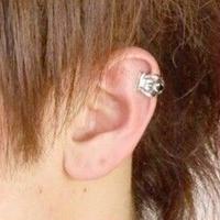 【即納可能!】ポイズンスコーピオンイヤカフ