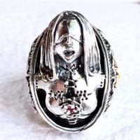 【即納可能!#18号】Gerdaの指輪