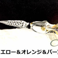 【即納可能!!手作り】    髑髏の入ったガラスペン