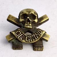 Dr.grind skull ピンズ[kinsfolk]