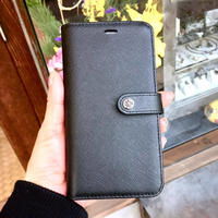 【50%OFF!SALE!!】本革アイフォンXS MAX ブックケース
