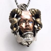 Succubus Glass Eye Pendant(ペンダントトップ)[BLIND RABBIT]