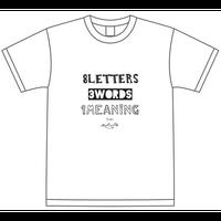 #831数量限定 jyA-MeオリジナルTシャツ