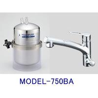 マルチピュアビルトイン型・兼用水栓タイプ(MODEL-750BA)