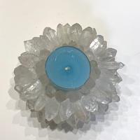 水晶キャンドルホルダーA