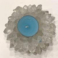 水晶キャンドルホルダーB