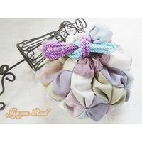 金平糖袋 紫陽花(淡)