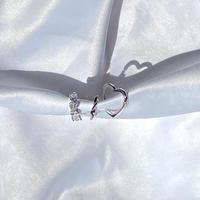 【即納】mini pierce&earcuff set