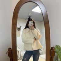 【即納】Faux fur Jacket