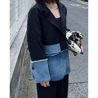 【即納】2torn jacket/Black