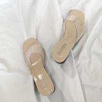 【予約】clear sandals