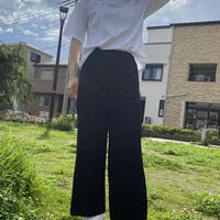 【即納】Wide leg Pants