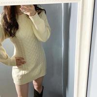 【即納・order】knit mini open ops