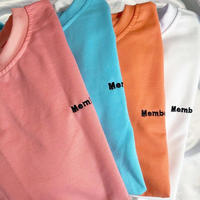 【即納・order】colorful Man to Man
