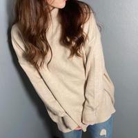 mochi  high neck knit