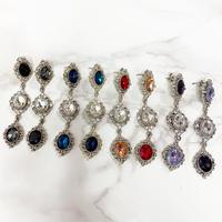 【即納】3stone jewelry pierce