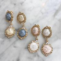 【即納】marble stone pierce