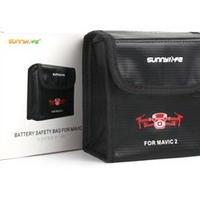 Sunnylife DJI Mavic 2 バッテリーパック セーフティバッグM(2個収納可)