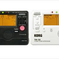 KORG コルグ チューナー/メトロノーム  TM-50