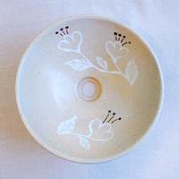 白線描<花>Bタイプ‐30cm