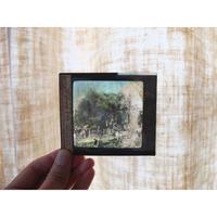 1920年代 ベルギー製幻灯機ガラスフィルム
