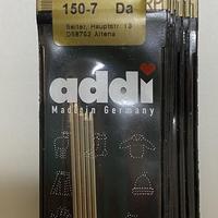[addi] DPN 5本針 20cm/1.50mm 送料無料