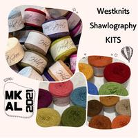 [K2tog] K21-084 For Westknit MKAL 2021 (Holst Garn version)