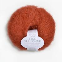 [Sandnes] Tynn Silk Mohair - 3835