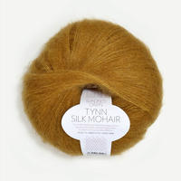 [Sandnes] Tynn Silk Mohair - 2136