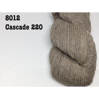 [Cascade] Cascade 220 - 8012(Doeskin Heather)
