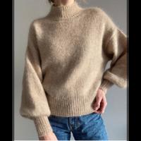 [K2tog] 翻訳編図付キット K21-085 Balloon Sweater (XS)