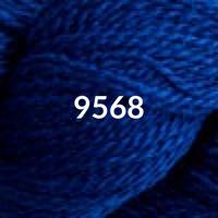 [Cascade] Cascade 220 Fingering - 9568 (Twilight Blue)