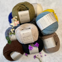 [Daruma] Airy Wool Alpaca