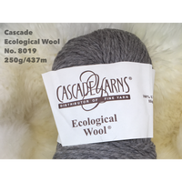 [Cascade] Ecological Wool - 8019(Antique)