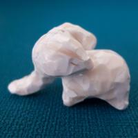 【 ただのこぞう 】小さな仔象の置物 04