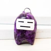 【 弐月の子 】紫水晶アメジスト色 シオ no.1580〜