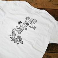 カベチョロTシャツ 白