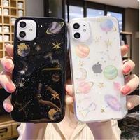 輸入雑貨 スター 星座 惑星 宇宙   iphone 11 Pro MAX 最大種類 iphone 8 7 6 plus おしゃれ iPhoneケース