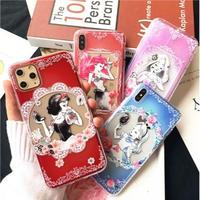 輸入雑貨 ディズニー プリンセス iphone 11 Pro MAX 最大種類 iphone 8 7 6 6 s-plus Close eyes