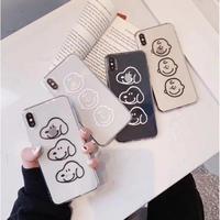 輸入雑貨 スヌーピー トリプルフェイス snoopy iphone XR XsMAX 最大種類 iphone 8 7 6 6 s-plus