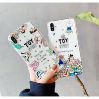 輸入雑貨 ディズニー トイストーリー 仲間たち iphone 11 Pro MAX 最大種類 iphone 8 7 6 6 s ピクサー Toy3