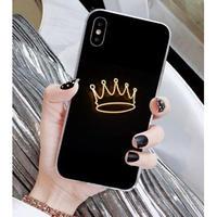 輸入雑貨 Princess ティアラ  iphone 11 Pro MAX 最大種類 iphone 8 7 6 6 s-plus スマホケース  ティアラA7