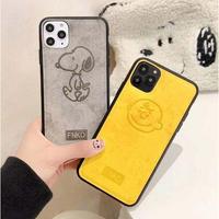 輸入雑貨 スヌーピー snoopy iphone 11 Pro MAX 最大種類 iphone 8 7 7-plus チャーリーブラウン ♡PUレザー