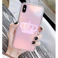 輸入雑貨 Princess ティアラ  iphone 11 Pro MAX 最大種類 iphone 8 7 6 6 s-plus スマホケース  ティアラA9