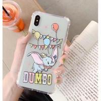 輸入雑貨 ディズニー 風船 ダンボ iphone XR XsMAX 最大種類 iphone 8 7 6 6 s