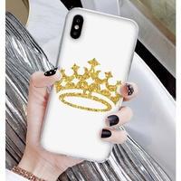 輸入雑貨 Princess ティアラ  iphone 11 Pro MAX 最大種類 iphone 8 7 6 6 s-plus スマホケース  ティアラA8