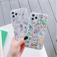 輸入雑貨 ディズニー トイストーリー iphone 11 Pro MAX 最大種類 iphone 8 7 6 6 s  Toy9
