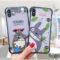 輸入雑貨 トトロ  totoro  iphone 11 Pro MAX ケース 最大種類 iphone 8 7 6 6 s-plus トトロ仲間たち 7