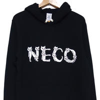 Alphabet NECO Parka - BLACK